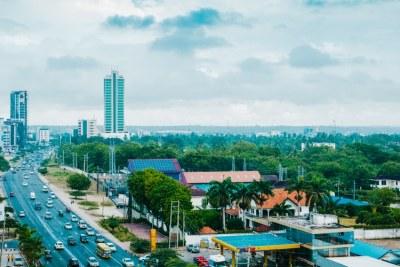 Victoria, Dar es Salaam.