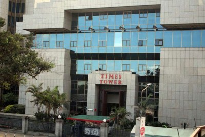 Kenya Revenue Authority's head office at Times Towers in Nairobi