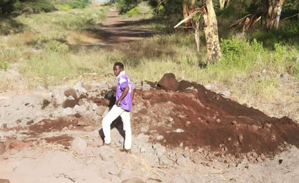 Costly Omission - No Leak Detectors for Mombasa-Nairobi Pipeline