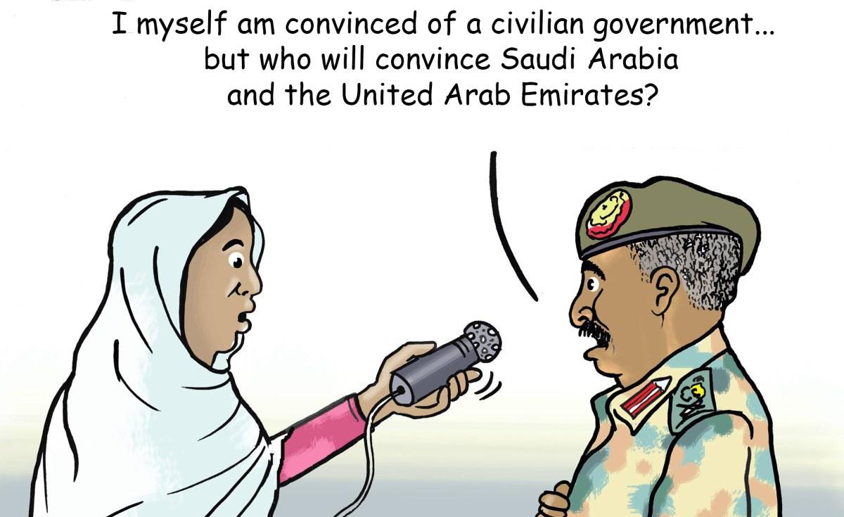 Setback in Sudan's Proposed Return to Civilian Rule