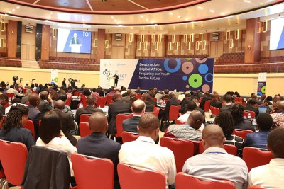 The ongoing 5th  PASET Forum will last from 20 May to 22 May in Kigali.