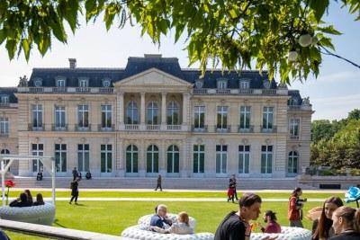 Le siège de l'OCDE à Paris