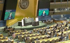 Chagos - L' ONU reconnait la souveraineté de Maurice