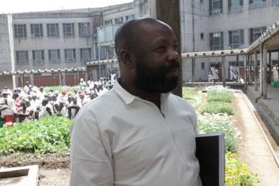 Jailed former Zanu-PF Bikita West legislator Munyaradzi Kereke (file photo).