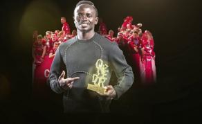 Le Sénégalais Sadio Mané remporte le Onze d'Or 2019 du meilleur joueur !