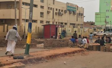 Suspension du Soudan de l'Union Africaine
