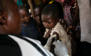 DR Congo Measles Outbreak Spreading Fast