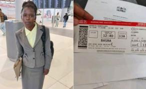 How Small Talk Saved Iraq-Bound Kenyan Woman