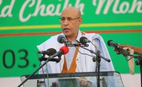 Mohamed Cheikh El-Ghazouani élu président de la Mauritanie