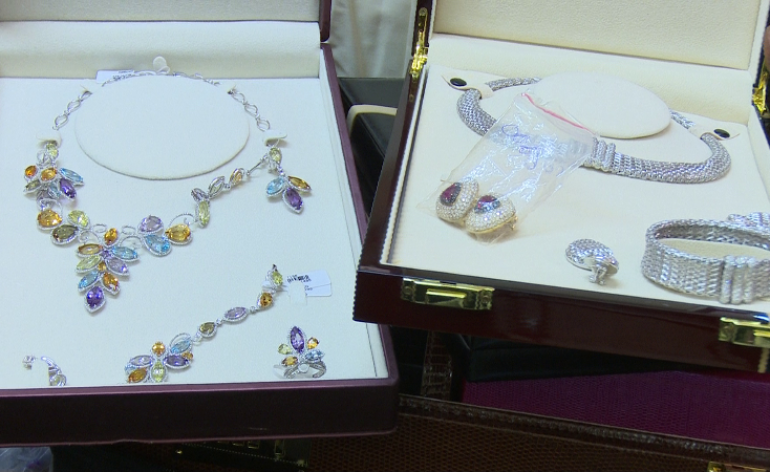 Nigeria: Some of Diezani Alison-Madueke's $40m Jewelry, Gold
