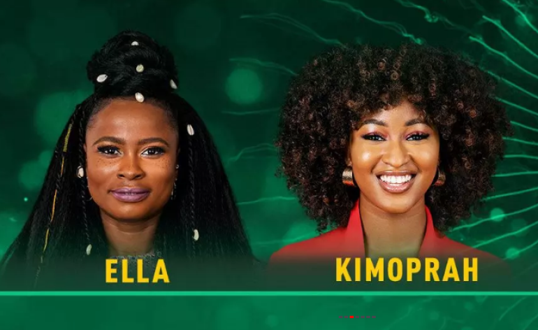 Image result for ella and kimoprah evicted