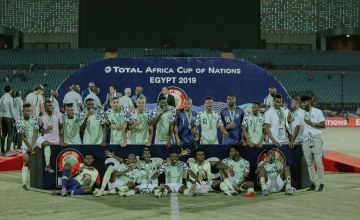Nigeria Wins the Battle of Eagles at AFCON