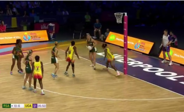 South Africa Makes History by Beating Uganda at Netball World Cup