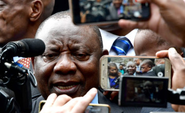 South Africa's Ramaphosa Contests Ethics Report