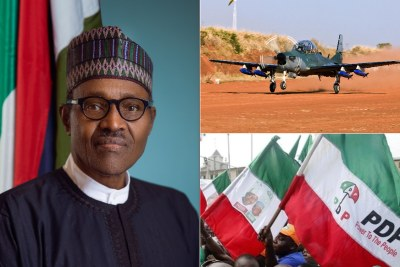 Explain whereabouts of U.S.$1 billion security fund, PDP urges Buhari.