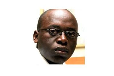 Tanzanian journalist Erick Kabendera.