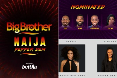 BBNaija - Drama , eviction, war