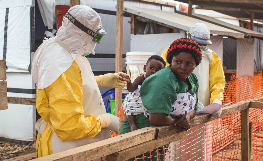 Women and Children at Greater Risk of Ebola - WHO