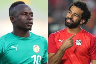 Le Sénégalais Sadio Mané et l'Egyptien Mohamed Salah sont sur la liste des meilleurs joueurs nominés par la FIFA en 2019