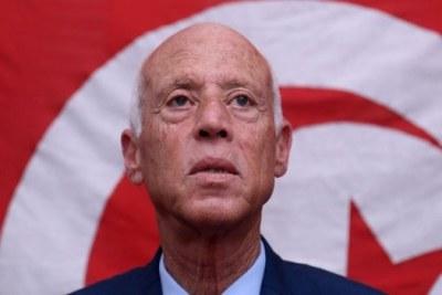 Le candidat indépendant, Kaies Saied, a été élu président de la Tunisie, avec 72,71 % des voix exprimées au second tour de l'élection présidentielle .