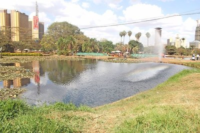 Uhuru Park is one of the few green recreational spaces in the city where one can relax and enjoy themselves free of charge.