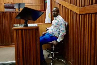 Xolani Zulu testified in the Johannesburg High Court on Tuesday alleging he was assaulted by prison officials at Leeuwkop Maximum Correctional Centre.