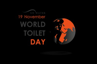 World Toilet Day 2019 logo.
