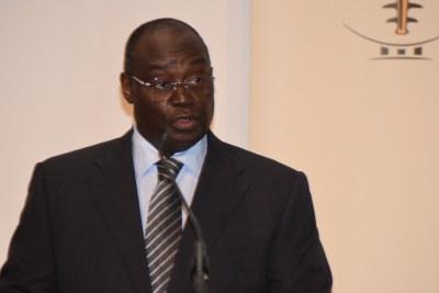 Le Gouverneur de la BCEAO, Tiémoko Meyliet KONE