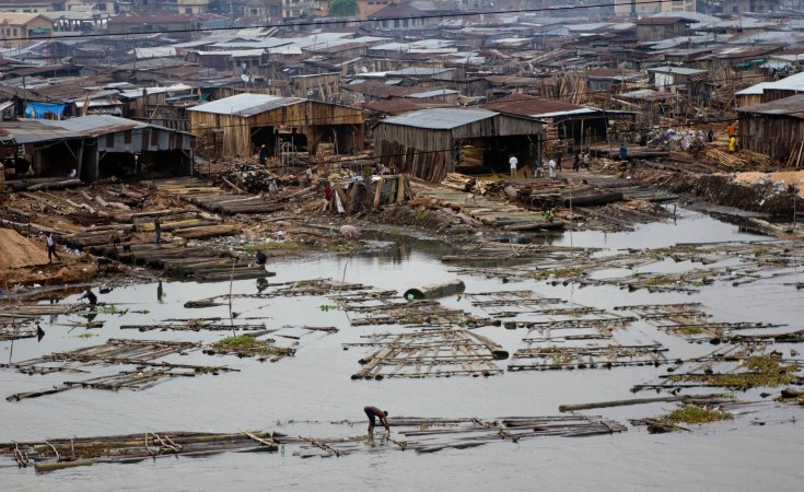 trade and investment policy in nigeria how can slum
