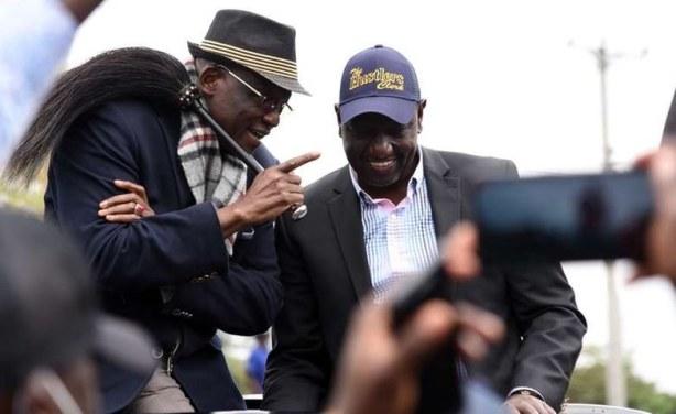 Kenya's DP Ruto Stll Struggling For Running Mate - allAfrica.com