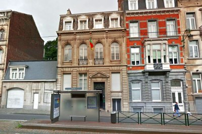 Ambassade du Cameroun à Bruxelles