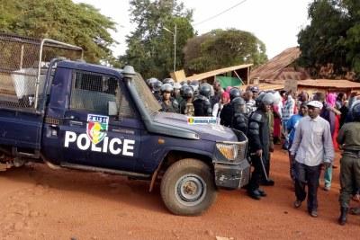 La tension est toujours vive à Conakry et dans plusieurs villes de l'intérieur du pays.