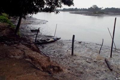 Ogoni clean-up operation in Bodo-Ogoni, Nigeria,