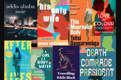 African Arguments lists 20 of the best books from 2020.