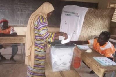 Élections au Niger