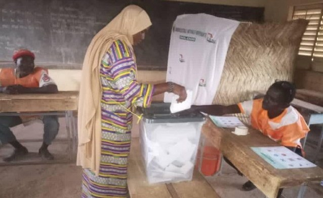 Image Niger: Election Struck By Deadly Violence