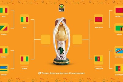 Demi-finales CHAN 2021 au Cameroun