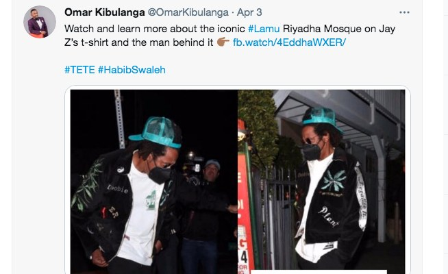 Kenyan Designer Apologises for Jay-Z T-Shirt Image – Afro News
