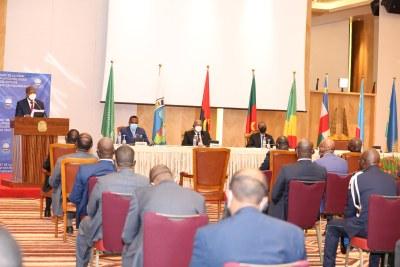 Mini-sommet des chefs d'État et de gouvernement de la Conférence internationale sur la région des Grands Lacs (CIRGL)