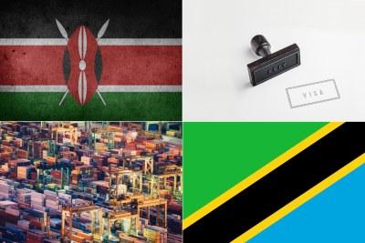 Kenya, Tanzania rekindle trade ties.