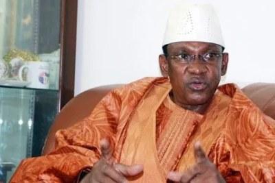 Choguel Maïga l'un des leaders du Mouvement du 5 juin, Rassemblement des forces patriotiques (M5-RFP), est nommé nouveau premier ministre du Mali