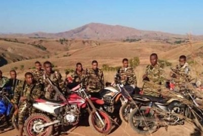 Le recours aux motocross était décisif dans la réussite de l'opération des forces armées.