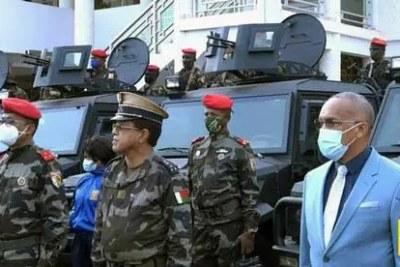 Armée malgache