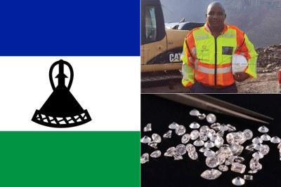 Thaba Telle Mining Company CEO Lehlohonolo Nthontho.