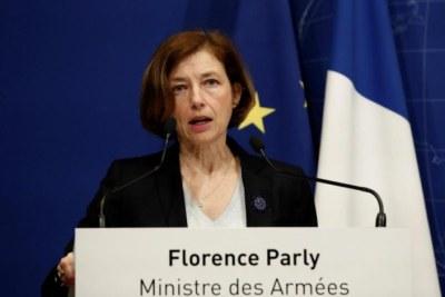La ministre de la Défense française, Florence Parly.