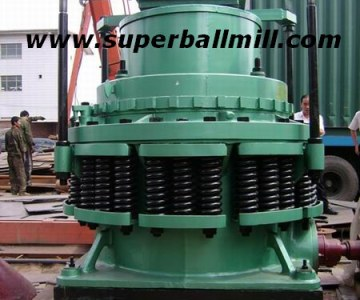 Spring Cone crusher is widely applied in metallurgical, construction, road building, chemical and phosphatic industry. Cone crusher is suitable for hard and mid-hard rocks and ores, such as iron ores, copper ores, limestone, quartz, granite, gritstone, et